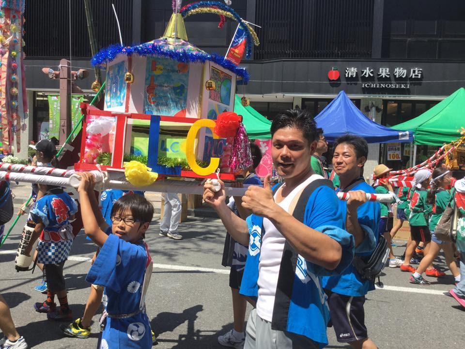 ichinoseki-summer-festival