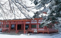 Motsu-ji Temple at Hiraizumi